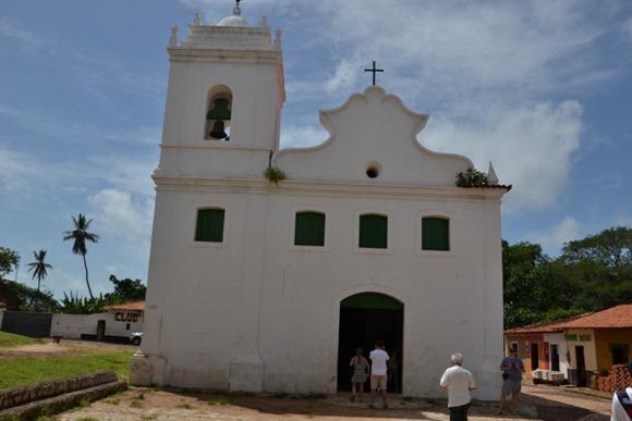 Igreja de Nossa Senhora do Rosário dos Pretos - Alcantara, Maranhao, foto: Diarios de Bordo