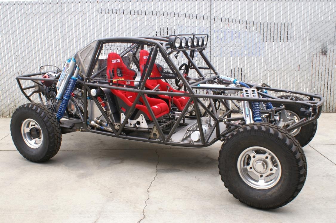 Dune Buggy Dash >> Class 10 | Penhall Fabrication Inc
