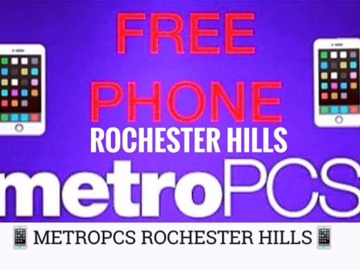 MetroPCS Authorized Dealer - Cell Phone Store in Rochester Hills
