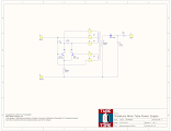 Photo: Miniature Nixie Tube Power Supply Schematic