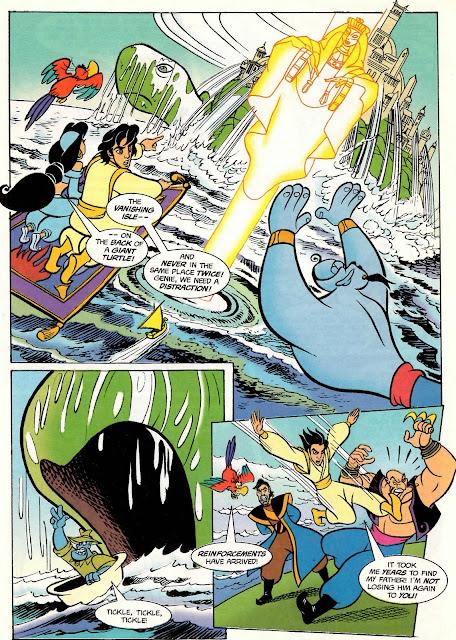 Daily Disneyana Aladdin Amp The King Of Thieves