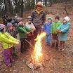 Oddíl pro nejmladší - zimní hra na Brdech