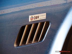Shelby 289 fender badge