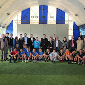 """23 Nisan"" Futbol Turnuvası finali"