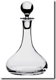 William Yeoward Ships Decanter