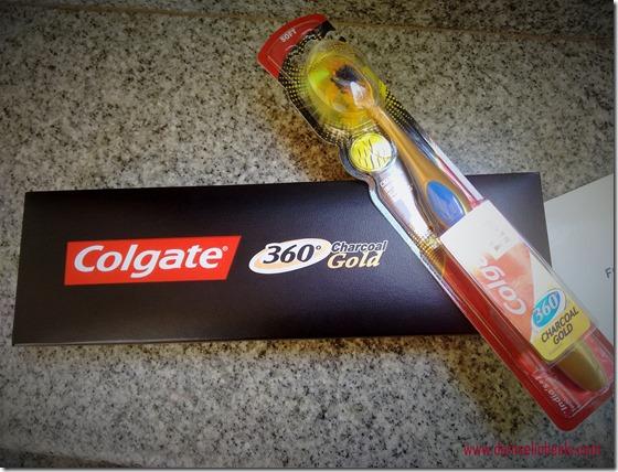 charcoal colgate brush