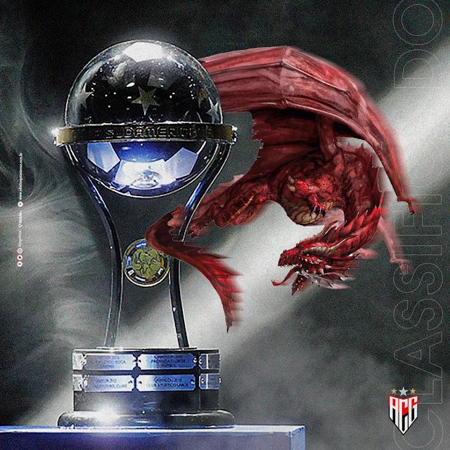 Atlético-GO faz história e fecha participação na Série A com chave de ouro