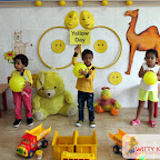 Yellow Day (Playgroup) 10-7-2017