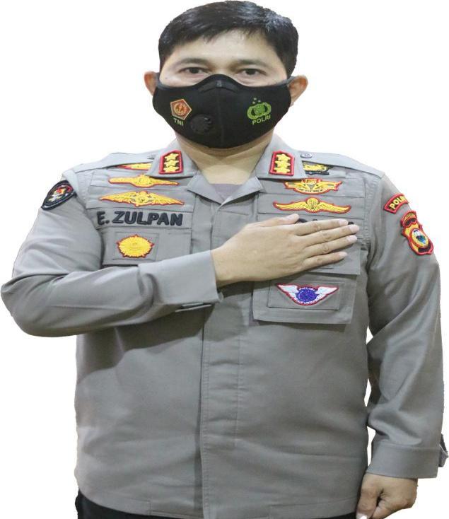 Tindak Lanjuti  Instruksi Kapolri, Polrestabes Makassar Gulung Ratusan Preman