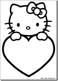 hello kitty corazón