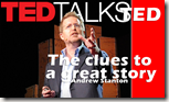 TED-The clues to a great story-cover-2