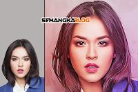 Cara Membuat Efek Lukisan di Photoshop, Gampang Banget