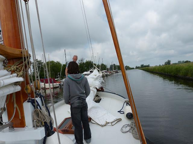 Zeilen met Jeugd met Leeuwarden, Zwolle - P1010376.JPG