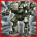 Mech Robot Warrior Builder icon