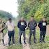 На Закарпатті з пострілами затримали чотирьох турків-нелегалів