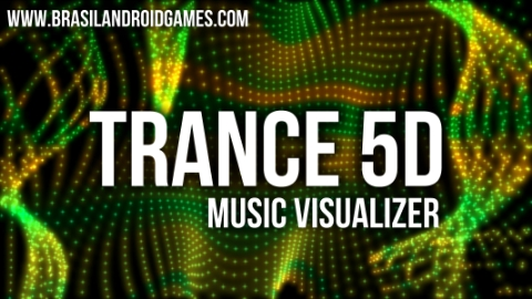 Download Trance 5D Music Visualizer v1.22 APK Full - Aplicativos Android