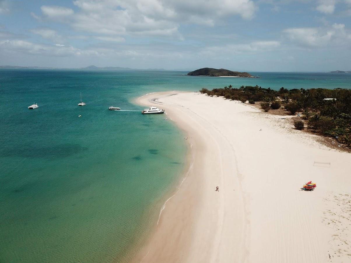 Dias 162 e 163 - Visitar GREAT KEPPEL ISLAND e Rockhampton | Austrália
