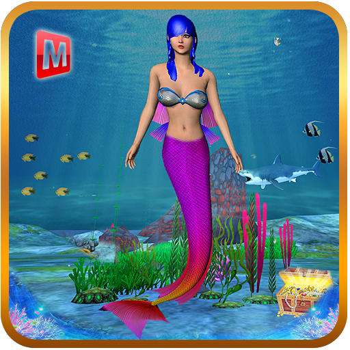 Angry Shark Mermaid Run Apk 1.1 | Download Only APK file for Android