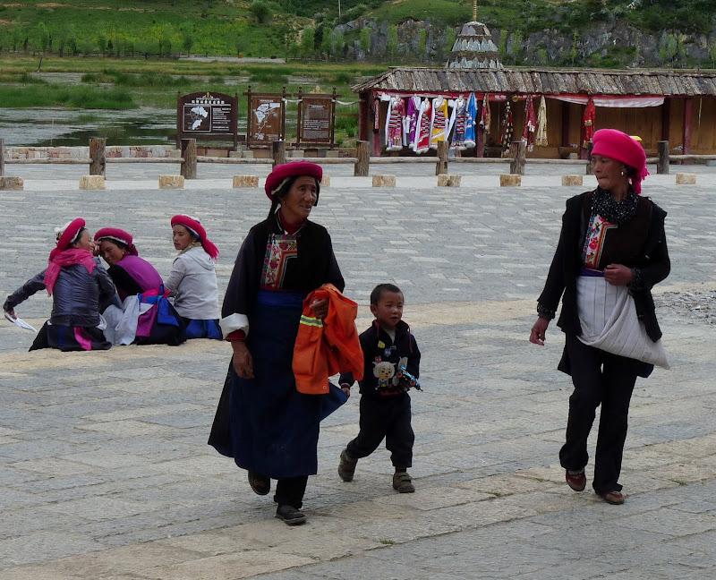 Chine.Yunnan. Ganten Sumtsenling Monastery, Shangri la - P1260089.JPG