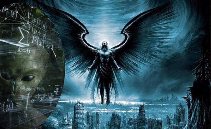 Os anjos caídos extraterrestres descritos por Enoch