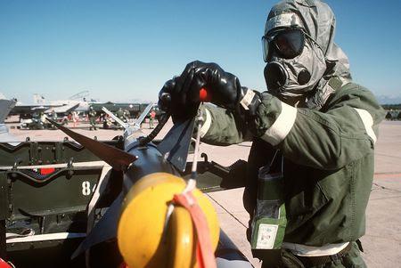 化学兵器とは