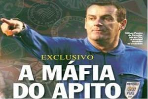 Crítica ao Futebol. CBF é condenada no caso Máfia do Apito.