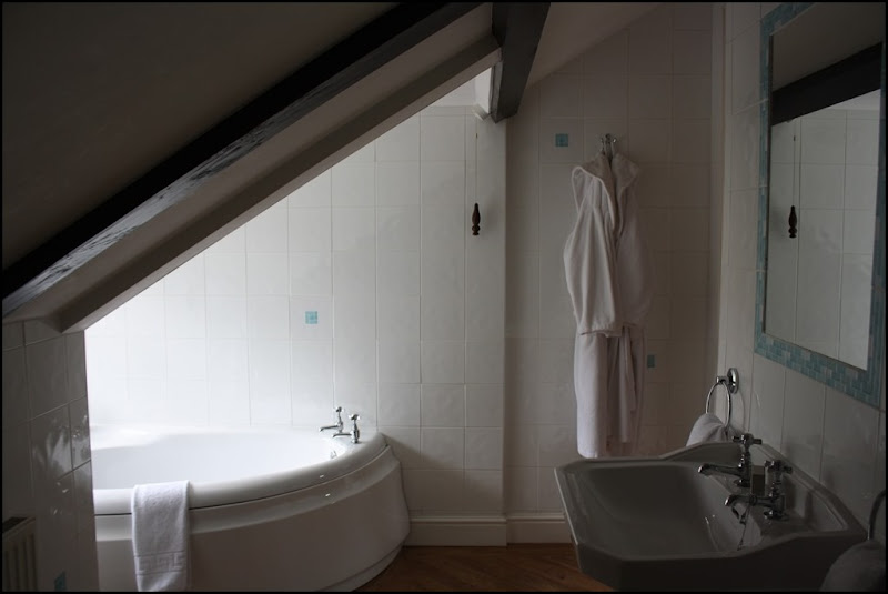 Bathroom at the Old Rectory, Thorpe St Andrew
