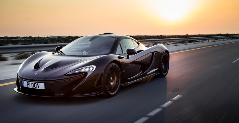 McLaren P1 most expensive car (1)