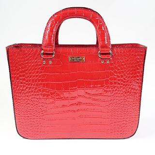Kate Spade Embossed Handbag