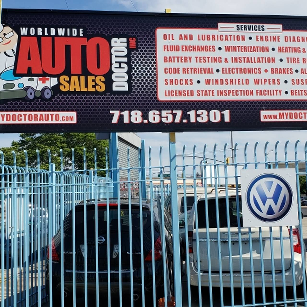 World Wide Auto Sales & Repair Doctor INC - Auto Repair, Sales ...