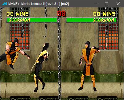 Mortal Kombat Plus