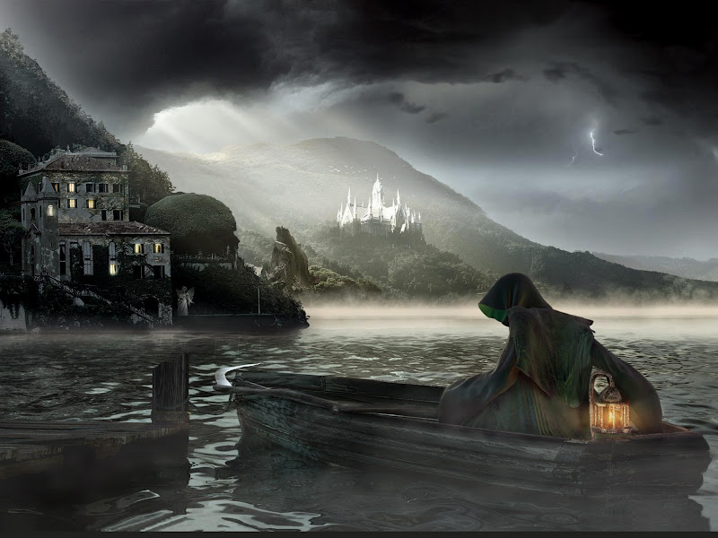 On The River Of Dead, Witchcraft
