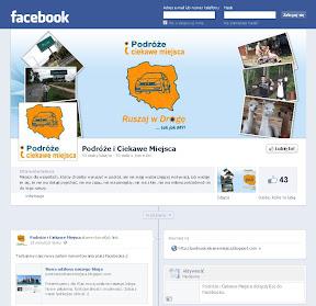 fan page podróże i ciekawe miejsca