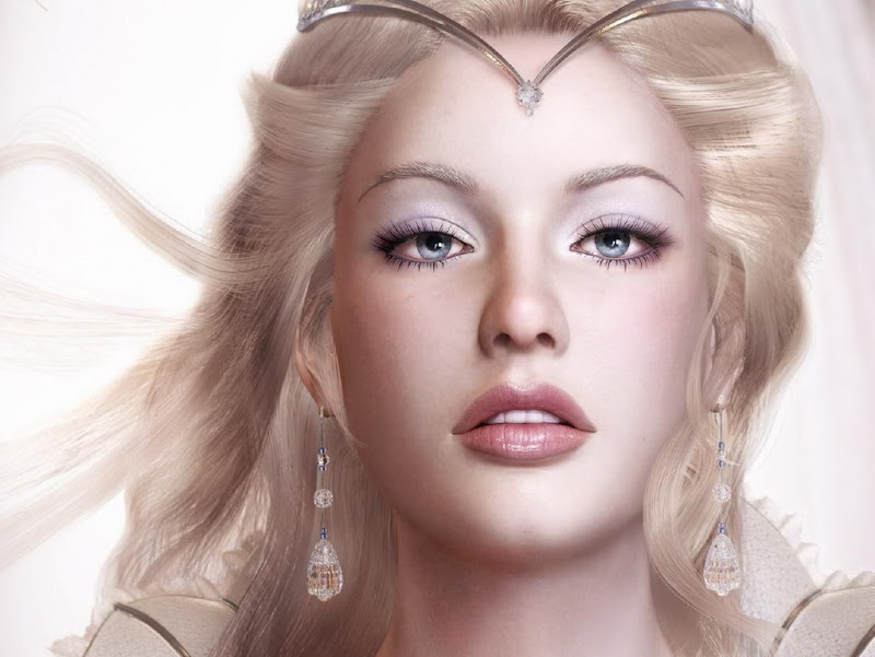 Snow White Beauty, Magic Beauties 1