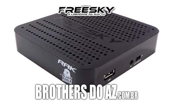 Freesky Rak Black Eagle