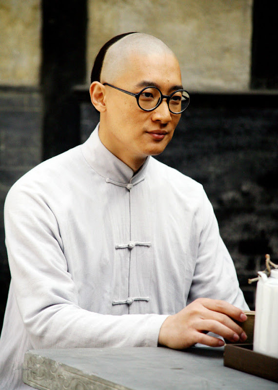 Wang Fang China Actor
