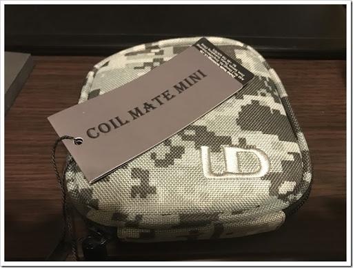 IMG 3390 thumb - 【ちょーっと足りない】UD COIL MATE MINI着弾レビュー!これ1個でビルドOK!というわけには行かないけどコンパクトに持ち運べるという意味合いではとってもいい子ですな【あとちょっと……】