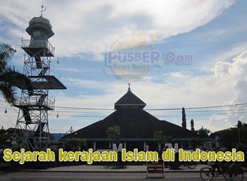 Sejarah kerajaan Islam di Indonesia, peninggalan kerajaan islam di indonesia