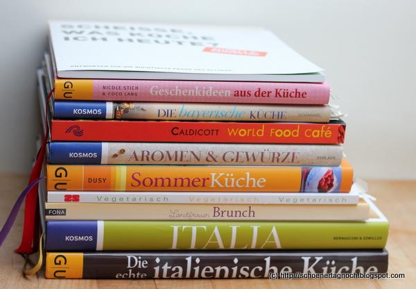 Dusy Sommerküche : Mein knallharter kochbuch jahresrückblick 2011 schöner tag noch