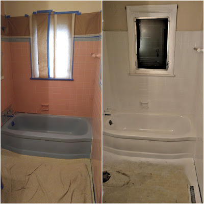 Bathtub Refinishing, Sink Refinishing 8