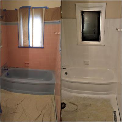 Bathtub Refinishing, Sink Refinishing 6
