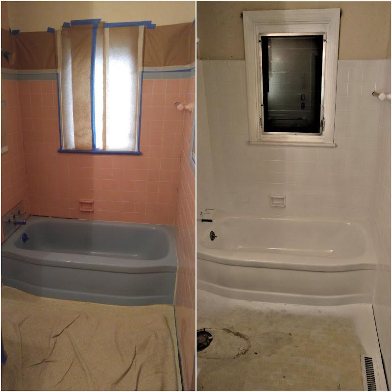 Bathtub Refinishing, Sink Refinishing & Repairs For Damaged Surfaces ...