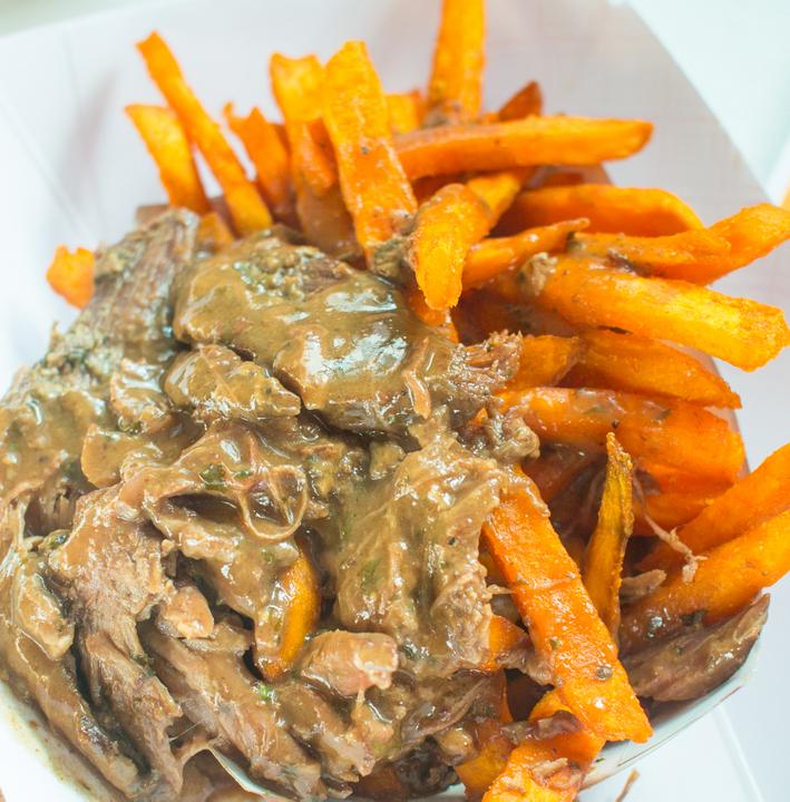 photo of Sweet Potato Fries with Gravy
