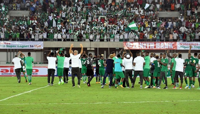 Crowd disorder :  FIFA Fines Nigeria N11 Million