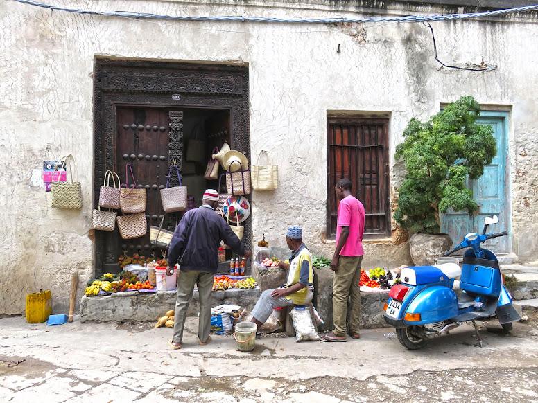 Os encantos intemporais da cidade de STONE TOWN, a capital de Zanzibar | Tanzânia
