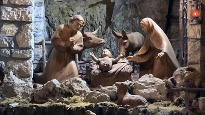 Ngôi Lời đã thành người (25.12.2019 – Lễ ban ngày Mừng Chúa Giáng Sinh)
