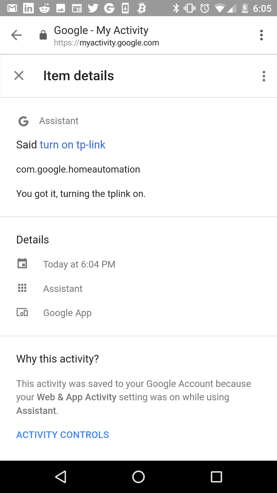 TPLink Kasa working on google assistant but not on google home