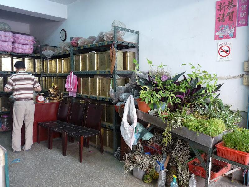 TAIWAN Taipei autour de Longshan Temple - P1120481.JPG