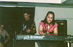 Skitzo Calypso at Cadavez in DC opening for Bile, Nocturne, .click., Mary Prankster and more. 2002.