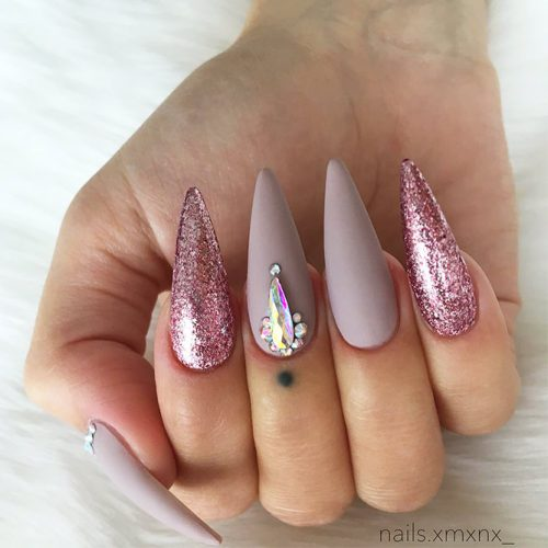 Cute Acrylic Nails For Long Nail For 2018 7